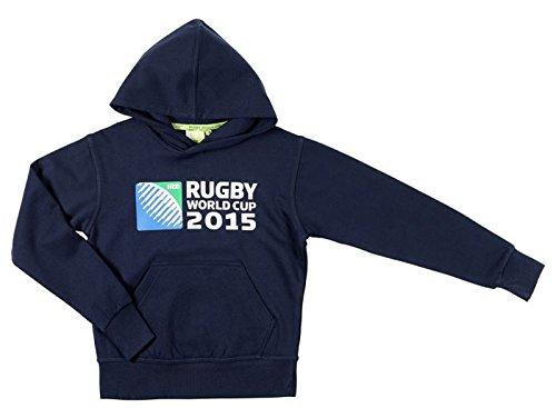 IRB 2015 sweatshirt met capuchon, rugby-wereldkampioenschap, officiële collectie, kindermaat