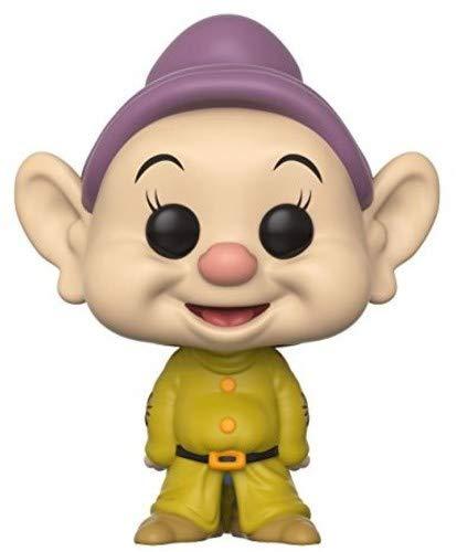 Funko Pop!- Disney: Snow White-Dopey Figura de Vinilo, (