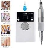 Limas de la máquina, Profesional de Taladro eléctrico uñas, manicura pedicura Kit para uñas de acrílico del Polaco del Gel Remover callo