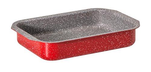 Aeternum Rubí Lasagnera Aluminio Rojo