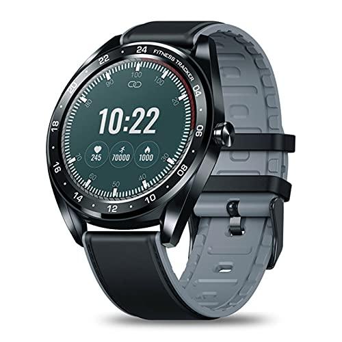 Neo touchscreen slimme horloge hartslag bloeddruk slimme armband dames gezondheid aftellen call afwijzing horloge,B