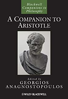 A Companion to Aristotle (Blackwell Companions to Philosophy