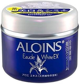 Aloins Eaude Cream White EX 180g x 24 pieces