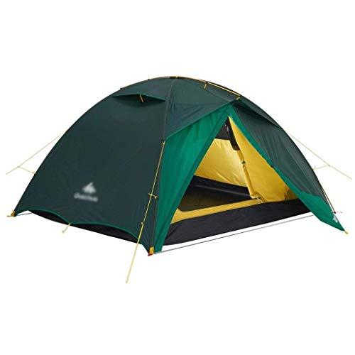 WXJHA Tienda de campaña ligera y conveniente tienda al aire libre 3 personas tienda portátil camping picnic protector solar tiendas