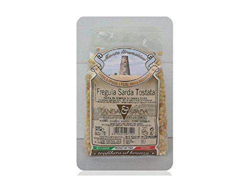 Pasta di semola di grano duro prodotta dall'azienda sarda Tanda & Spada. 1 pallet - 64 box (24 x 500 gr) 768 kg. Pasta...