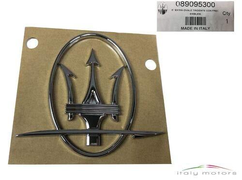 bester Test von maserati ghibli diesel Maserati Original Emblem Logo Dreizack Dreizack Licht 899095300