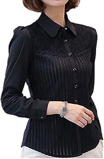 NOBRAND Moda Casual Lapel Plus Size Camicette Donne Plaid Camicia Checks Flanella Camicie Femminile Manica Lunga Top Camicetta