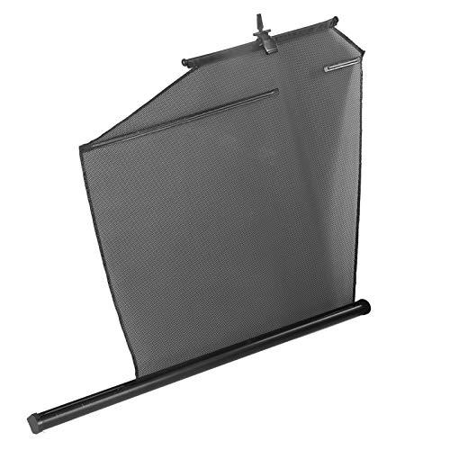 Shipenophy Parasol para automóvil Resistente a la corrosión Duradero Fácil de Transportar Tamaño Compacto Conveniente para el Almacenamiento de Camiones SUV(Right Front)