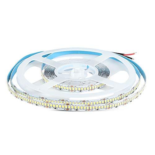 V-TAC Striscia LED SMD2835 17W/m Bobina 5m 238 LED/m 150LM/W 24V 3000K IP20