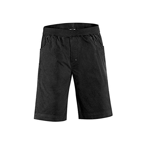 Café Kraft Boulderhose Kletterhose Kraft Shorts (anthrazit, L)