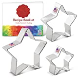 Star-shaped Cookie Cutters