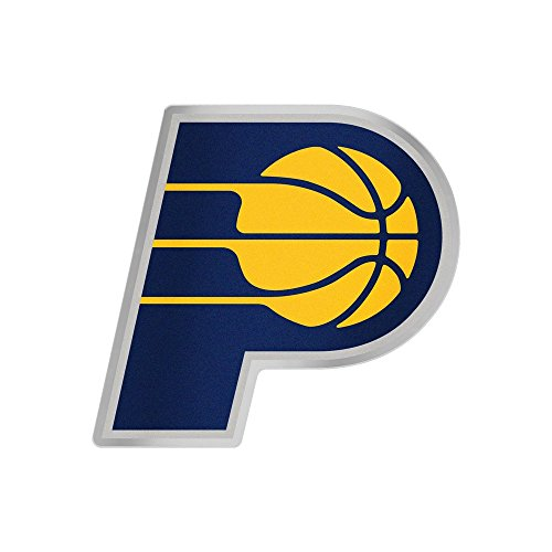 WinCraft NBA Indiana Pacers Team Auto Badge Decal
