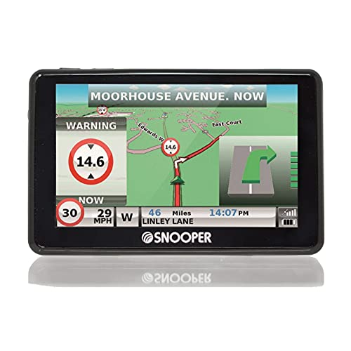 Snooper TRUCKMATE SC5900 DVR G2 - Truck, Lorry and HGV Sat Nav System With 5'...