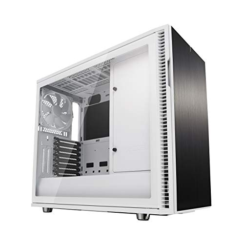 Fractal Design FD-CA-DEF-R6C-WT-TGC Define R6 Tempered Glass USB-C Gehäuse