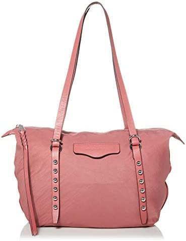 Rebecca Minkoff Bowie Small Nylon Tote Fig product image