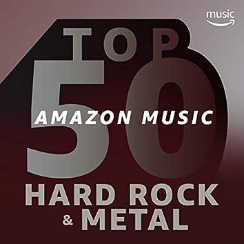 Top 50 Amazon Music : Hard Rock et Metal