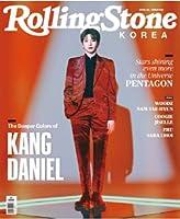 韓国雑誌 Rolling Stone KOREA 2021 SPECIAL 特別盤 表紙 : KANG DANIEL 記事 : The Mix PENTAGON WOODZ Nam Tae-hyun Coogie Jiselle ZHU Sara Choi