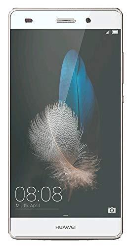 SDTEK *2 Pack Schutzglas für Huawei P8 Lite Panzerglas Glasfolie Hartglas Panzerfolie Tempered Glass Screen Protector Schutzfolie Displayschutzglas Huawei P8 Lite (2015/2016)
