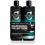 TIGI Catwalk Oatmeal & Honey Shampoo and Conditioner, Set