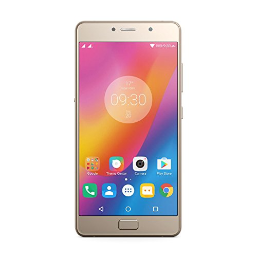 Lenovo pa4N0019pl Gold Smartphone P2Dual SIM (13,97cm (5,5pollici), 32GB, Android 6.0Marshmallow)
