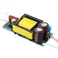 コンデンサ 7×2W 12×2W LEDドライバ入力AC 85-277V~D DIC 12V-42V内蔵ドライブ電源照明DIY LEDランプ3PCS