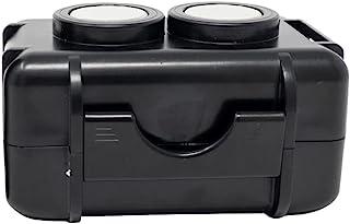 Optimus Tracker Twin Magnet GPS Tracker Case - Waterproof - Neodymium Magnets