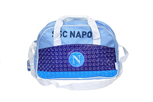 Enzo Castellano sporttas zeeszak Ssc Calcio Football Napoli Judo Pool officieel product (turquoise/blauw)
