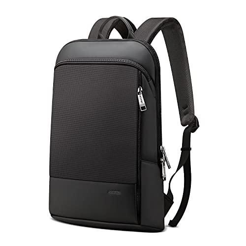 BOPAI 15 inch Super Slim Laptop Backpack Men Anti Theft Backpack Waterproof College Backpack Travel...