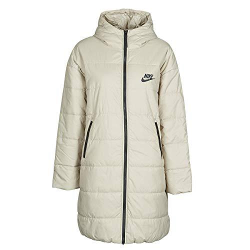 Nike Damen Sportswear Parka Hellgrau S (36-38)