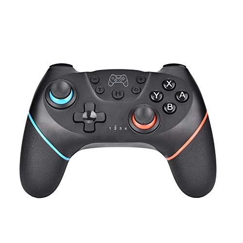 KOIUJ Sin Hilos del Juego de Bluetooth móvil del Juego de Gamepad, Bluetooth Gamepad Joypad del regulador del Juego de la manija