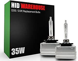 HID-Warehouse HID Xenon Replacement Bulbs - D3S / D3R /...