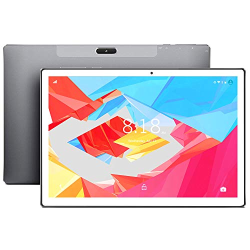LNMBBS X30 4G LTE Tablet-PC 10-Core 2.6 GHz Android 9.0 Zertifiziert von Google GMS Tablet 6GB RAM, 128GB ROM Tablet 2560 x 1600 Full HD, 8000 mAh, Type-c, Schwarz