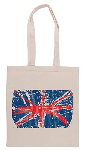 Luxogo Antriebswellen- Einkaufstasche Groceries Beige Shopping Bag