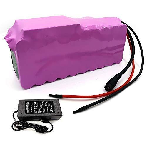 Mit Ladegerät 14Ah 10S4P 36V Batterie E-Bike E-Bike Elektrofahrrad Li-Ion anpassbar 190x90x70mm akku