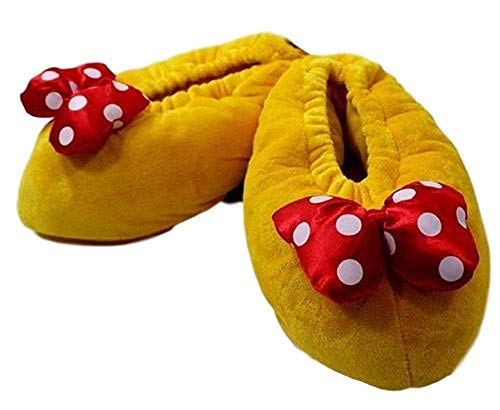 Disney Parks Minnie Mouse Heel Slippers (Adult - Large)