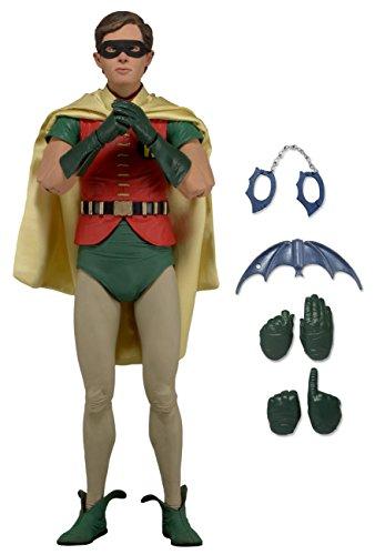 NECA Batman 1966 - Robin (Burt Ward) Action Figure (1/4 Scale)