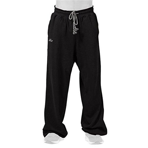 KRAP Pantalones Parkour 2017 - Negro (XXL)