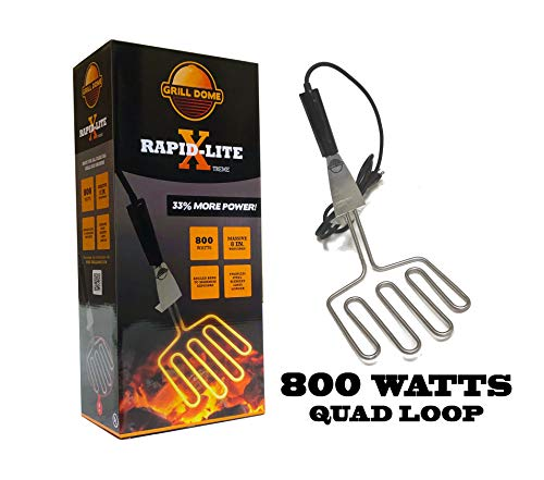 8. RAPID-LITE Xtreme Electric Charcoal Starter