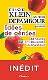 Idées de génies - 33 textes qui ont bousculé la physique
