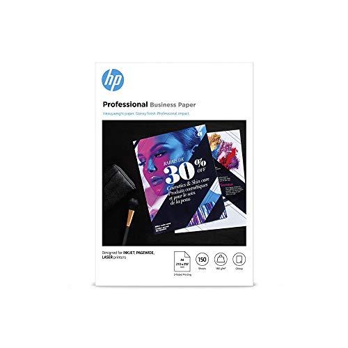 HP Professional Business-Druckerpapier, glänzend, 180g/m2, A4, 150 Blatt