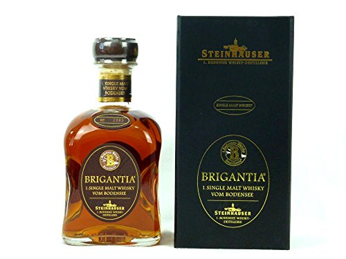 Brigantia Single Malt Whisky aus Deutschland 43% 0,7L