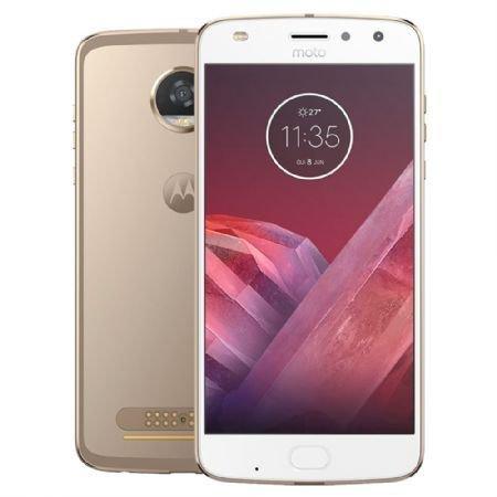 Smartphone Motorola Moto Z2 Play Style Edition, Dourado, XT1710-07, Tela de 5,5', 64GB, 12MP