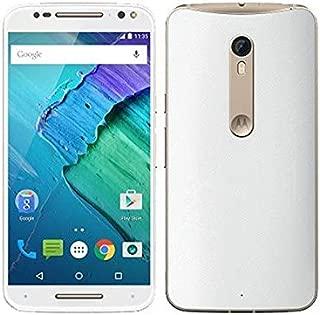 Motorola Moto X Style - 32GB, 4G LTE, White
