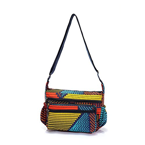 Sincere® sac de la personnalité de la mode féminine Moyen-âge / Messenger / sac bandoulière-4