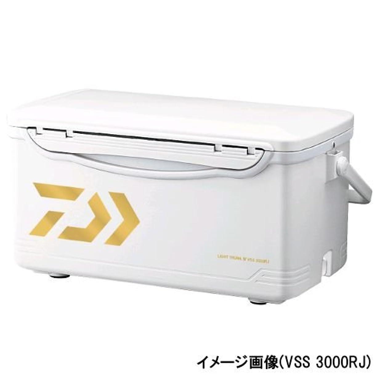 白雪姫ドラフトありがたいダイワ(Daiwa) クーラーボックス 釣り ライトトランク4 VSS2000R ゴールド