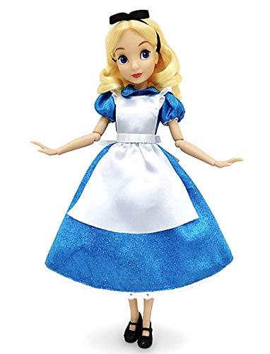 Dis ney, Alice im Wunderland Klassische Puppenspielzeug