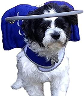 Muffin's Halo Blind Dog Harness Guide Device – Help for Blind Dogs or Visually Impaired Pets to Avoid Accidents & Build Confidence – Ideal Blind Dog Accessory to Navigate Surroundings
