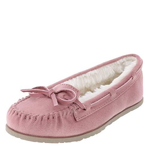 Airwalk Pink Girls' Flurry Moc 2 Regular