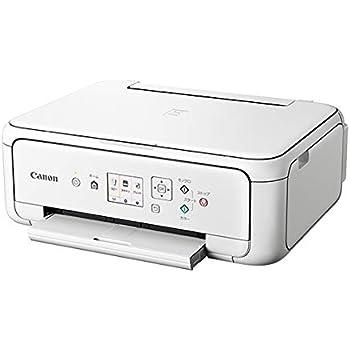 キヤノン インクジェット複合機TS5130 WHITE PIXUSTS5130WH