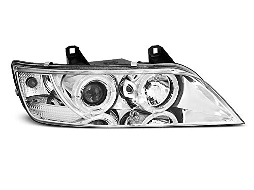 Shop Import koplamp - Z3 96-02 Angel Eyes chroom (M46)